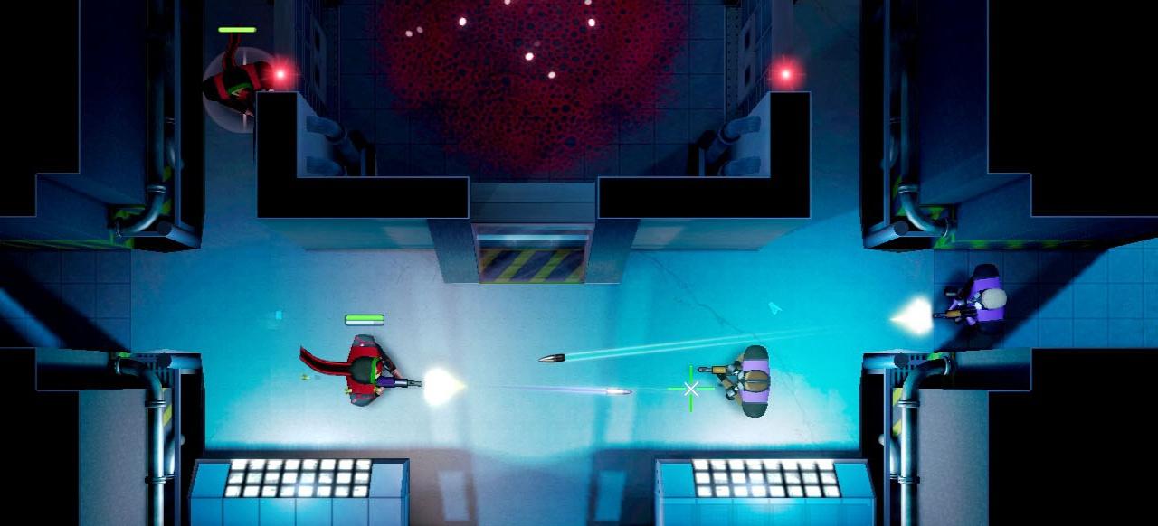 Geneshift (Arcade-Action) von Nik Nak Studios