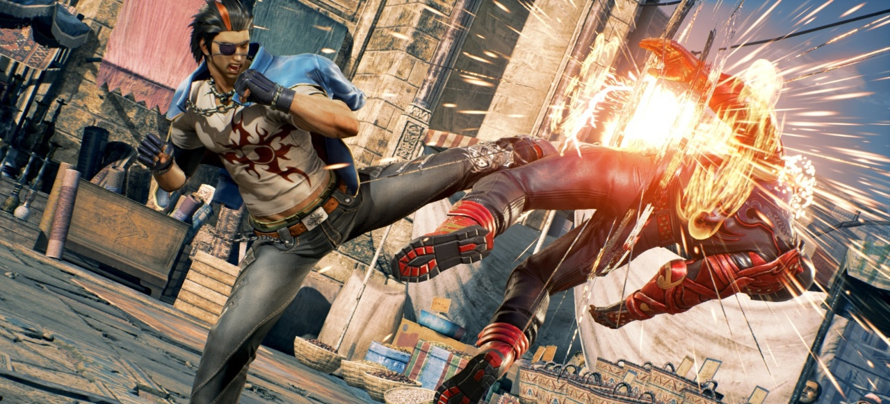 Tekken 7 (Action) von Bandai Namco Entertainment