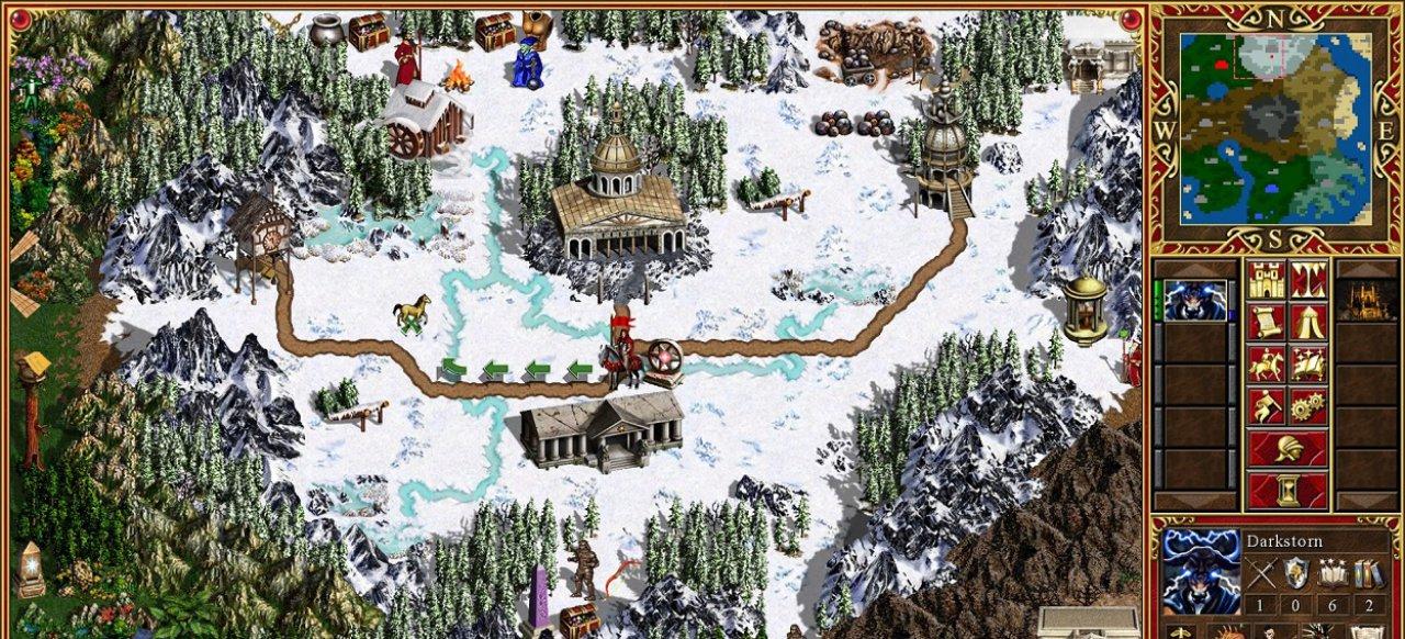 Heroes of Might & Magic 3 - HD Edition (Taktik & Strategie) von Ubisoft