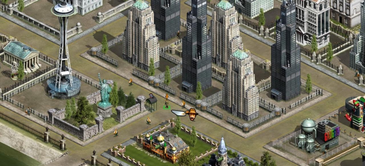 Constructor Plus (Strategie) von System 3