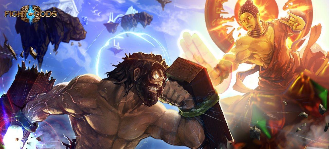 Fight of Gods (Action) von PQube