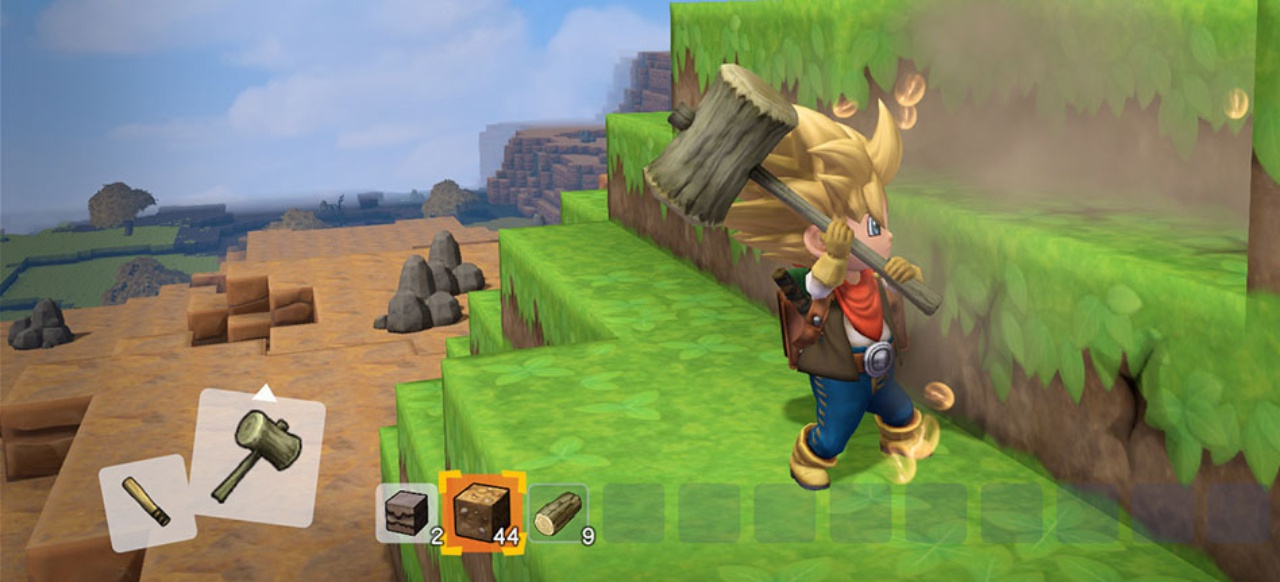 Dragon Quest Builders 2 - Test, Rollenspiel, Nintendo Switch