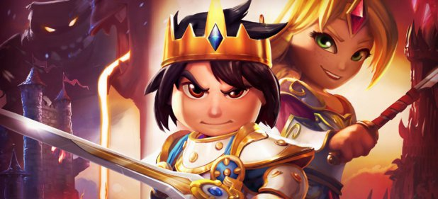 Royal Revolt 2 (Strategie) von flaregames