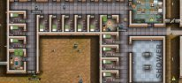 """Prison Architect: Erweiterung """"Island Bound"""" angekündigt; """"Cleared for Transfer"""" für PC verfügbar"""