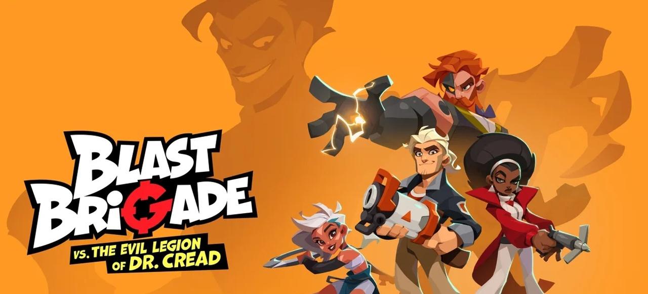Blast Brigade vs. the Evil Legion of Dr. Cread (Plattformer) von MY.GAMES