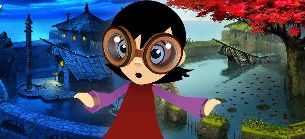 Lilly looking through (Adventure) von Headup Games