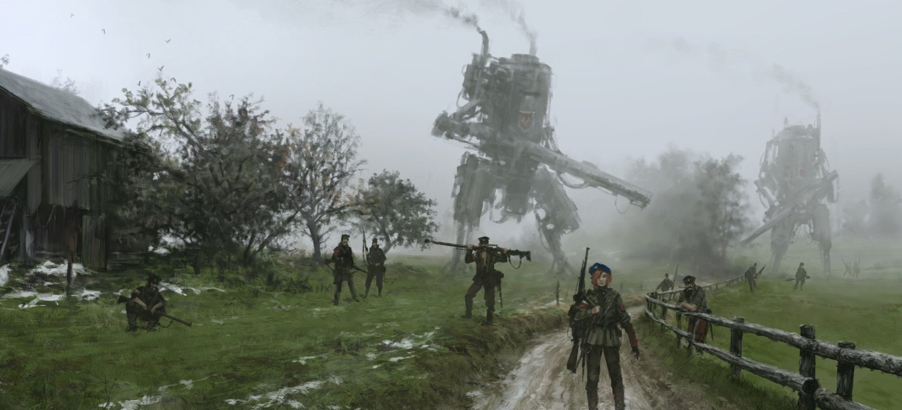 Iron Harvest (Taktik & Strategie) von Deep Silver