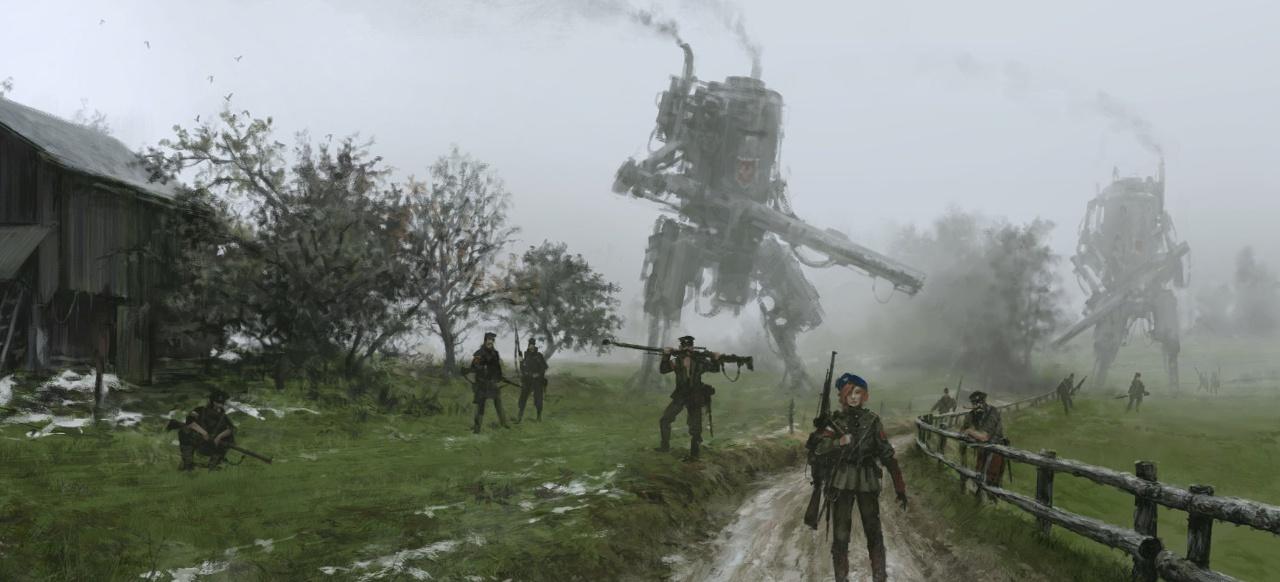 Iron Harvest (Strategie) von Deep Silver