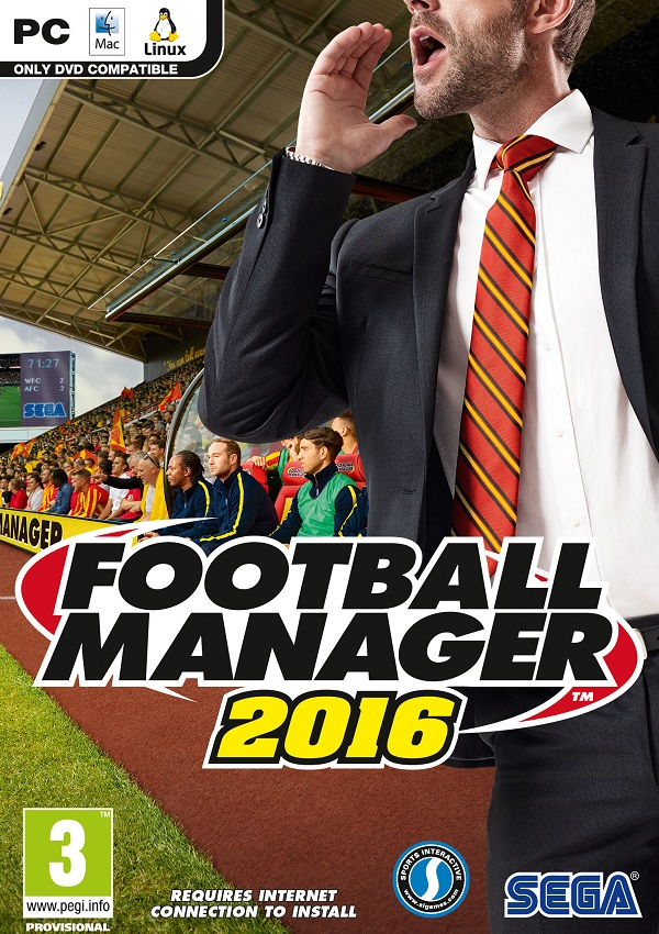 Alle Infos zu Football Manager 2016 (PC)