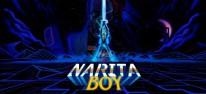 Narita Boy: Digitaler Retro-Krieger zieht in den Kampf