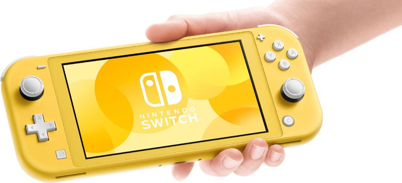 Nintendo Switch Lite (Hardware) von Nintendo