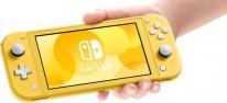 Nintendo Switch Lite: Nintendo stellt die dedizierte Handheld-Konsole im Trailer vor