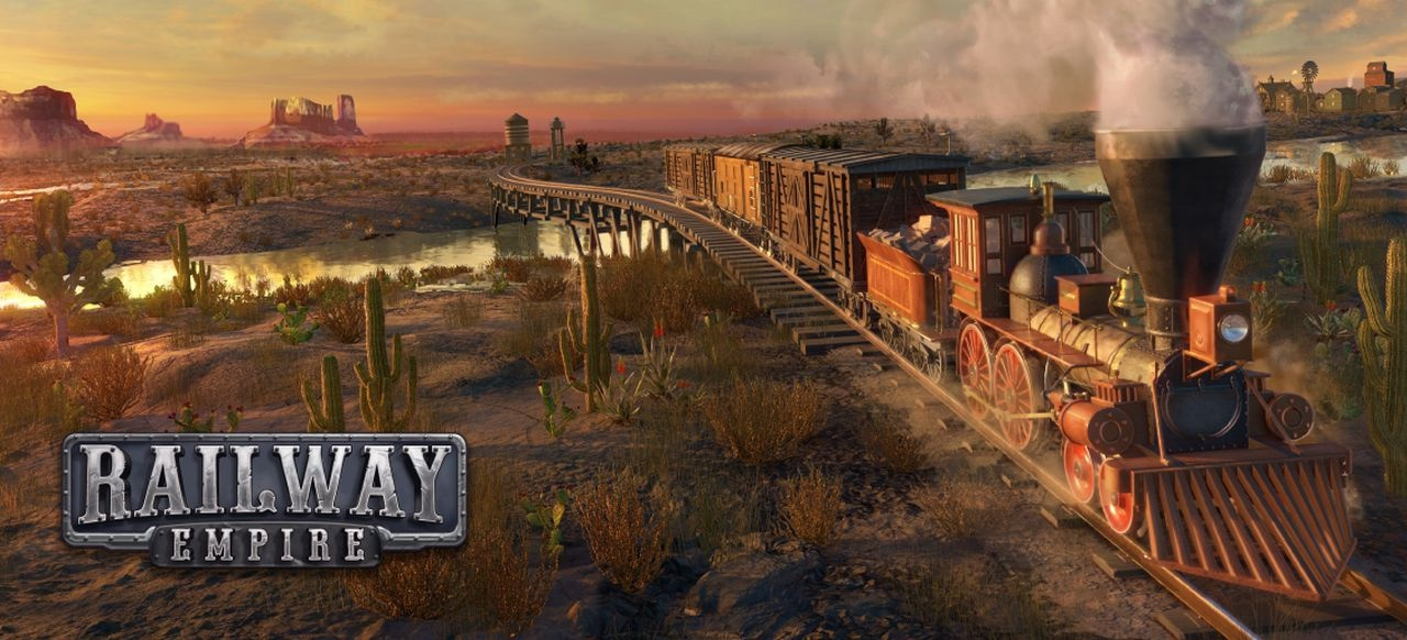 Railway Empire (Taktik & Strategie) von Kalypso Media