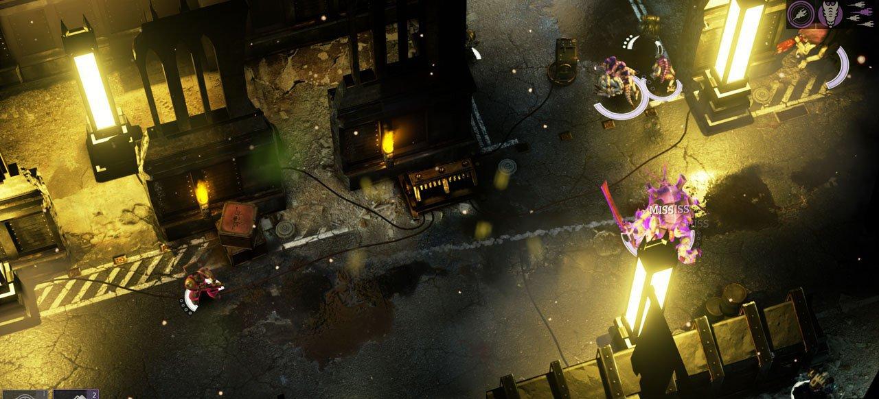 Warhammer 40.000: Deathwatch (Strategie) von