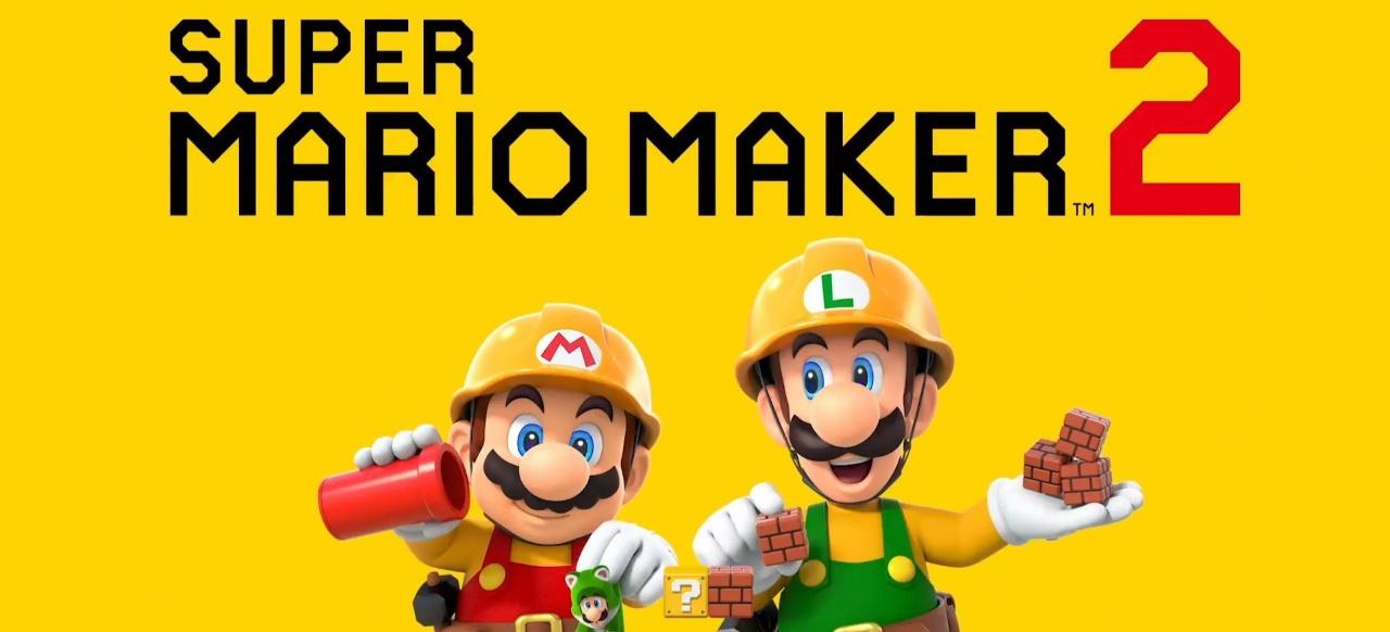 Super Mario Maker 2 (Geschicklichkeit) von Nintendo
