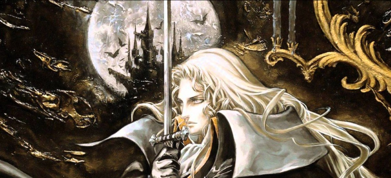 Castlevania: Symphony of the Night (Action-Adventure) von Konami