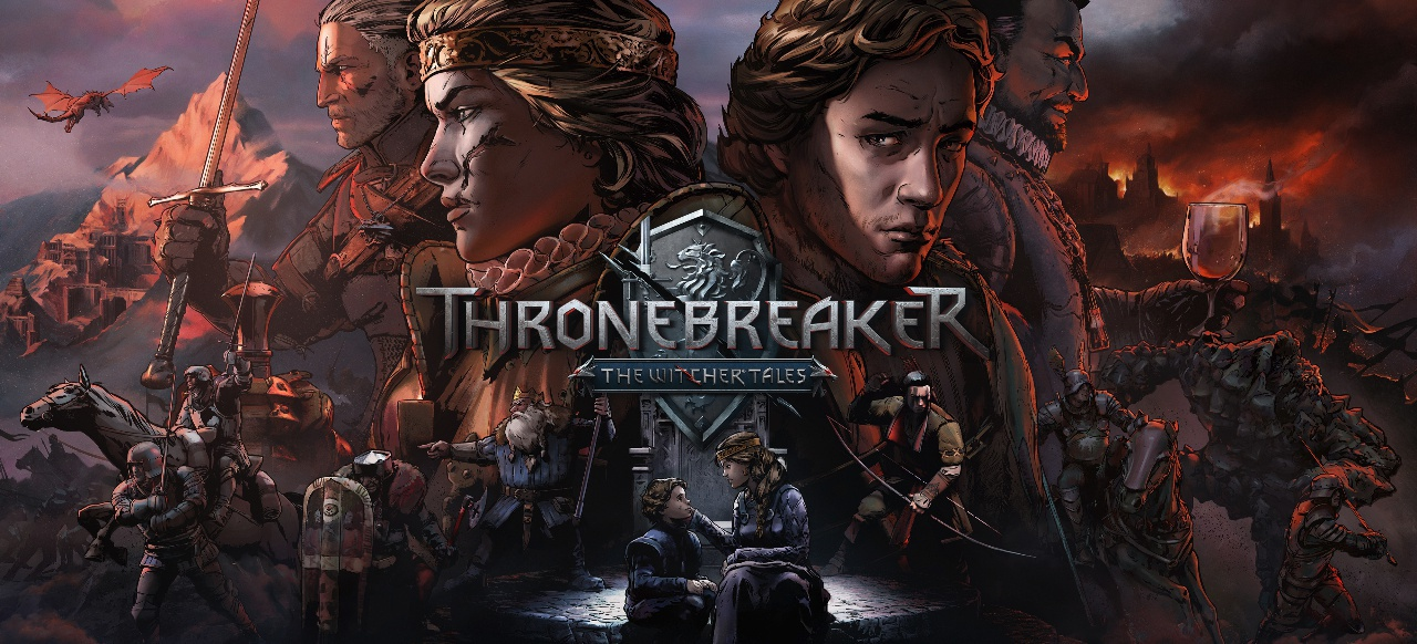 Thronebreaker: The Witcher Tales (Taktik & Strategie) von CD Projekt RED
