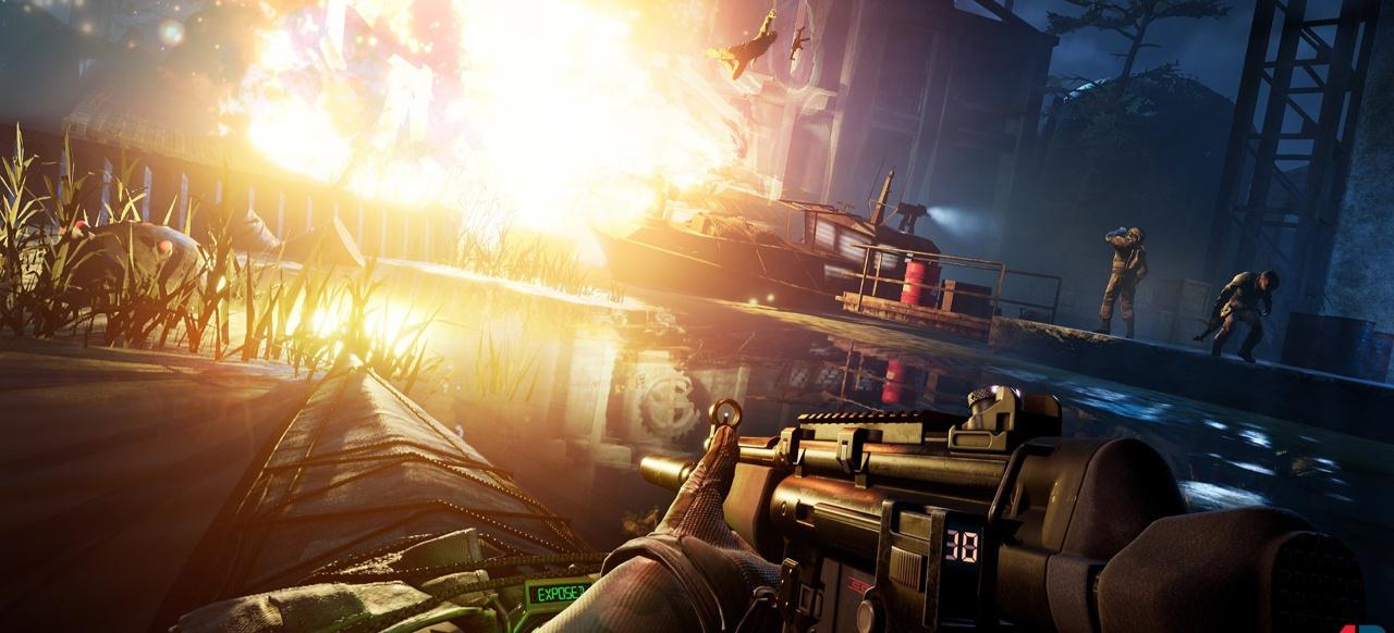 Phantom: Covert Ops (Action-Adventure) von Oculus Studios