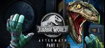 Jurassic World Aftermath: Part 2: Abschluss des Schleich-Abenteuers für Oculus Quest erschienen