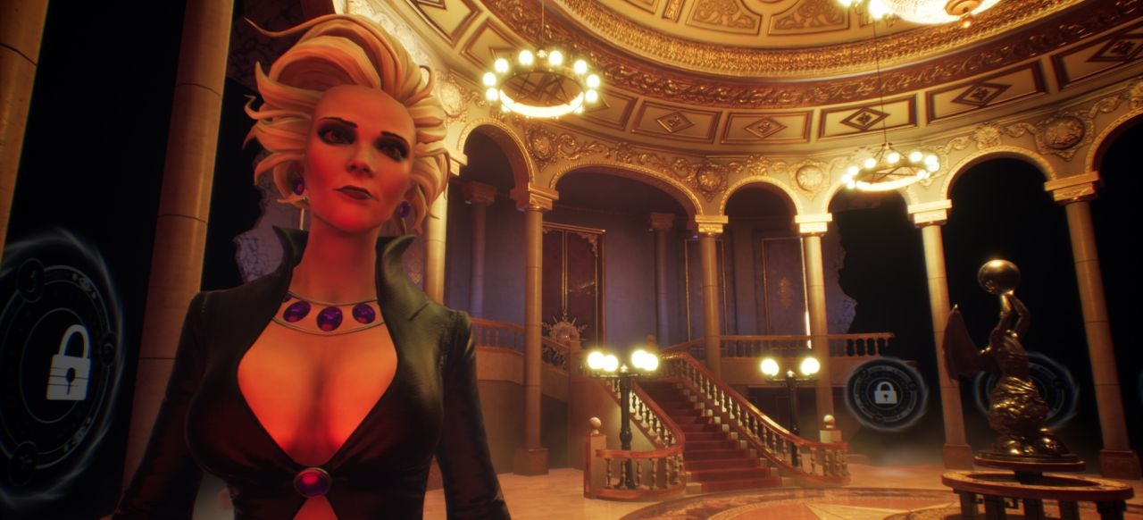 Dark Deception (Action-Adventure) von Glowstick Entertainment