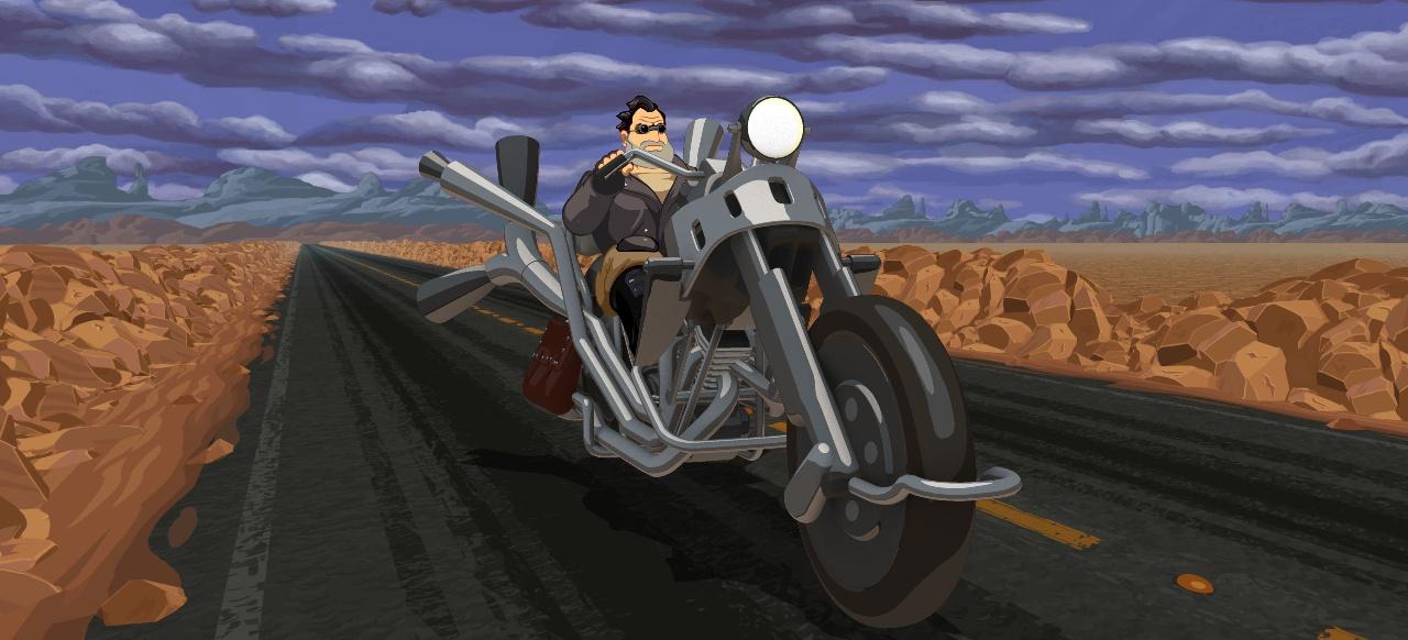 Full Throttle Remastered (Adventure) von Double Fine
