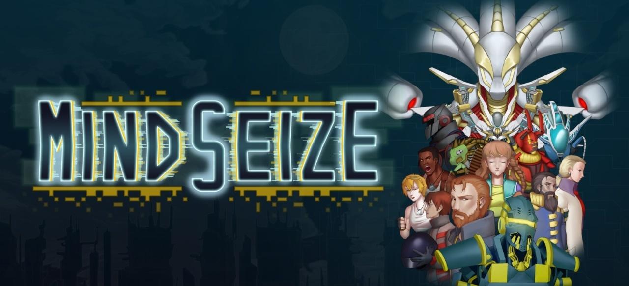 MindSeize (Plattformer) von Kamina Dimension / First Press Games