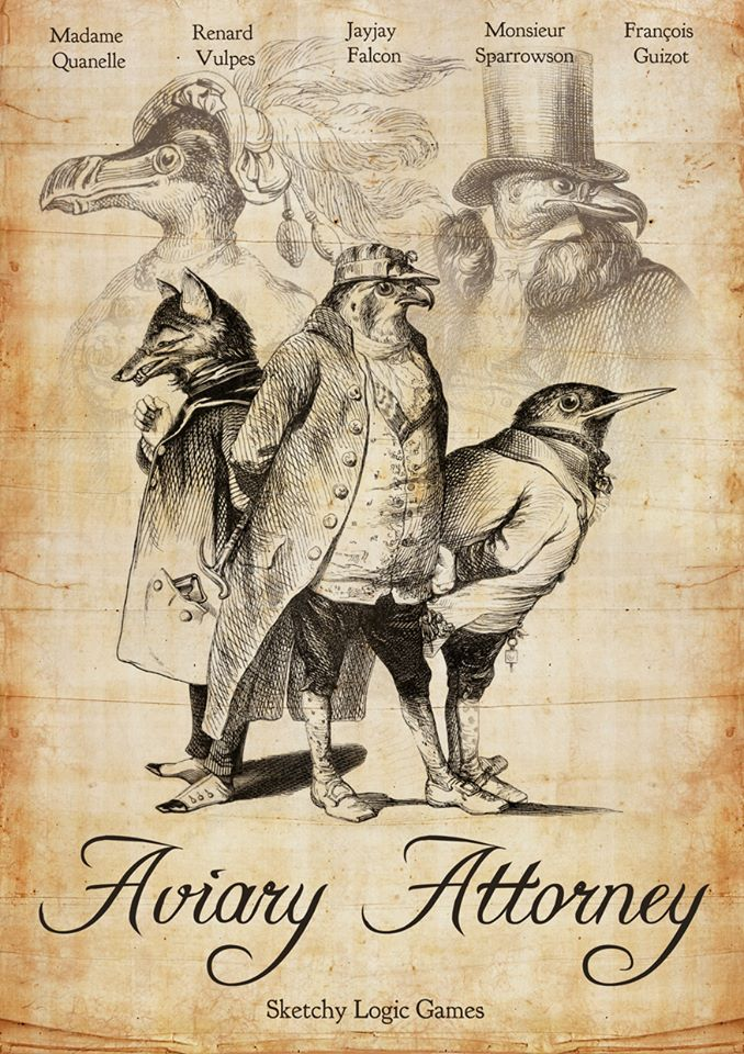 Alle Infos zu Aviary Attorney (Switch)