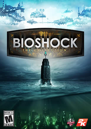 Alle Infos zu BioShock: The Collection (Switch)