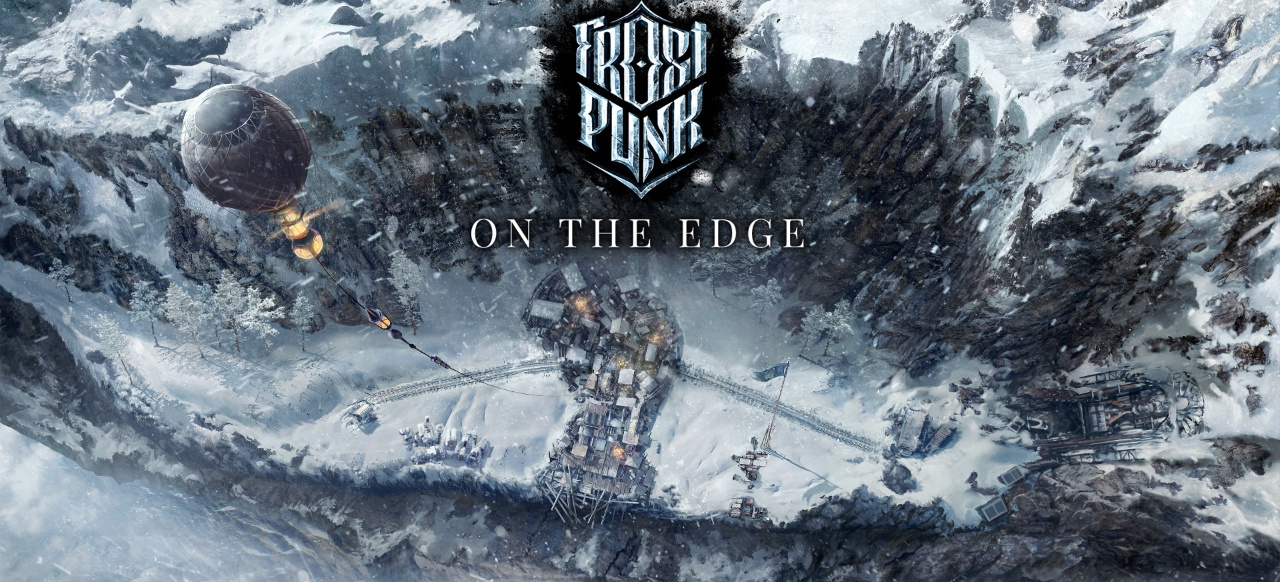 Frostpunk: On The Edge (Taktik & Strategie) von 11 bit studios