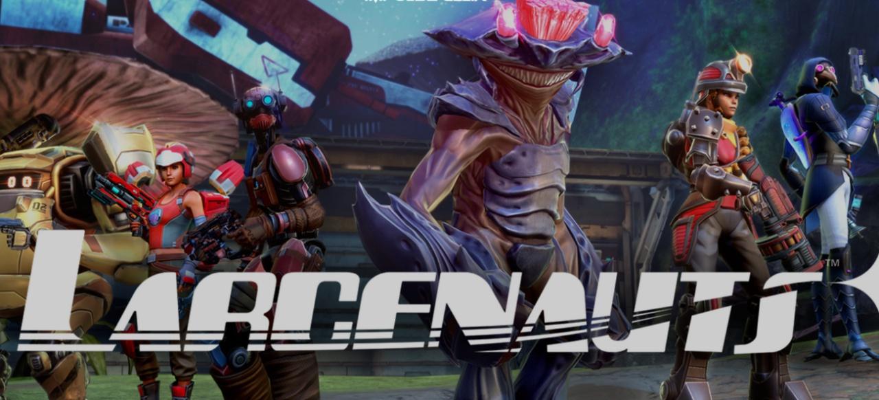Larcenauts (Shooter) von Impulse Gear