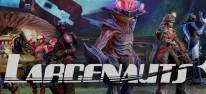 Larcenauts: Farpoint-Entwickler kündigt bunten Helden-Shooter für VR an