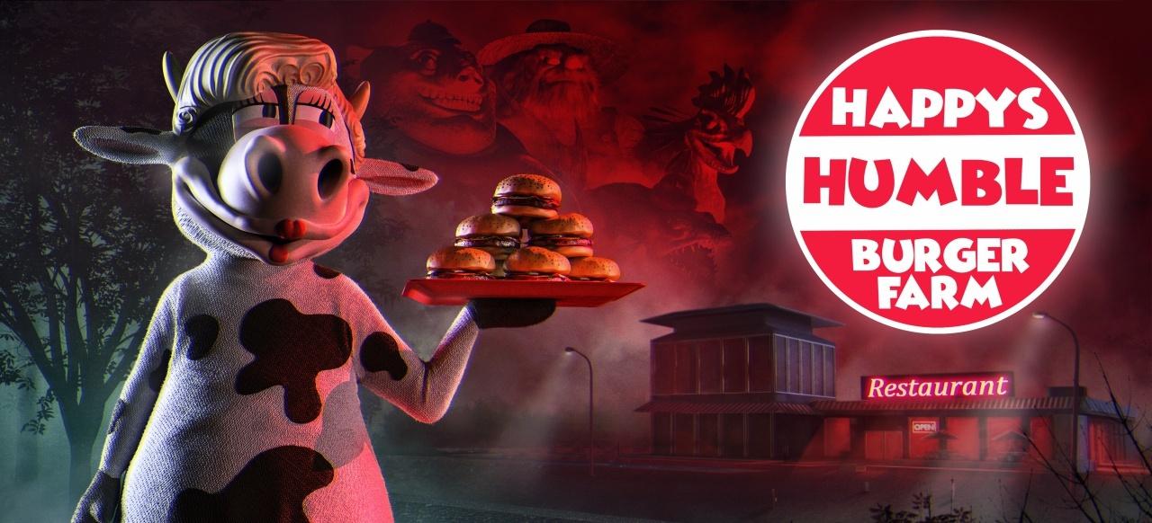 Happy's Humble Burger Farm (Action-Adventure) von tinyBuild