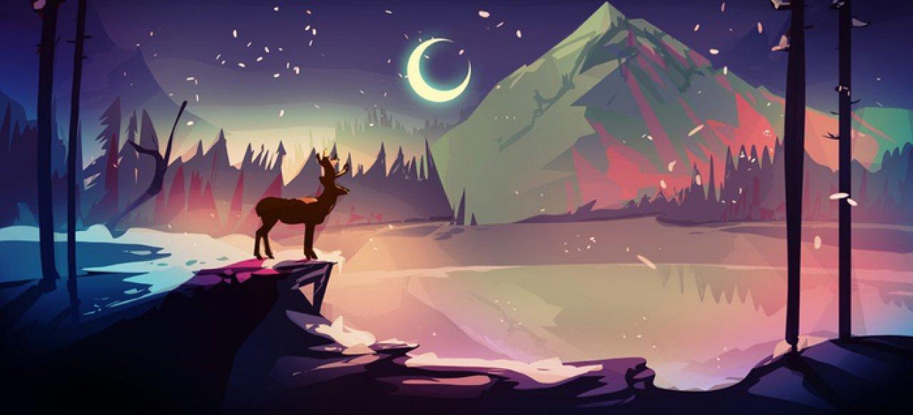 The Deer God (Plattformer) von