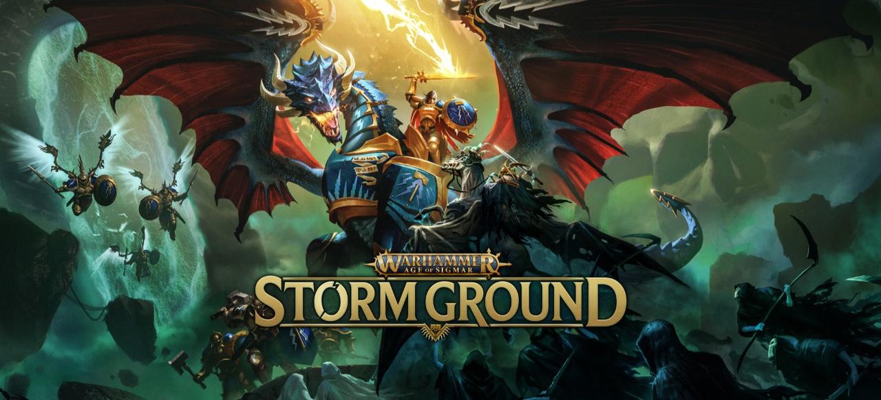 Warhammer Age of Sigmar: Storm Ground (Taktik & Strategie) von Focus Home Interactive