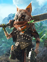 Alle Infos zu Biomutant (PC,PlayStation4,XboxOne)