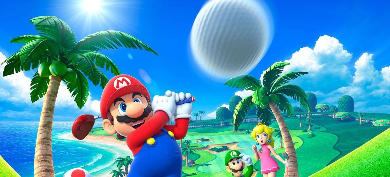 Mario Golf: World Tour (Sport) von Nintendo