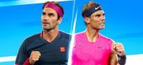 Tennis World Tour 2: Die Tenniscourts öffnen im September auf PC, PS4, Xbox One und Switch