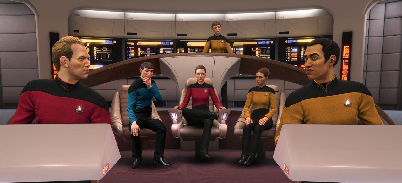 Star Trek: Bridge Crew - The Next Generation (Action-Adventure) von Ubisoft