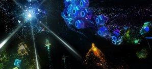 Psychedelische Action für Oculus Quest
