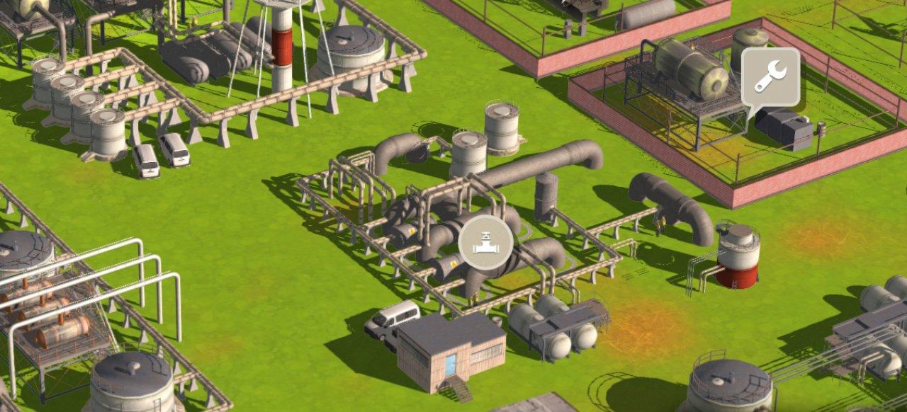 Der Planer: Oil Enterprise (Simulation) von astragon Entertainment