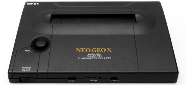 Neo-Geo X Gold (Hardware) von Funstock