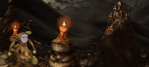 Screenshot zu Download von The Whispered World