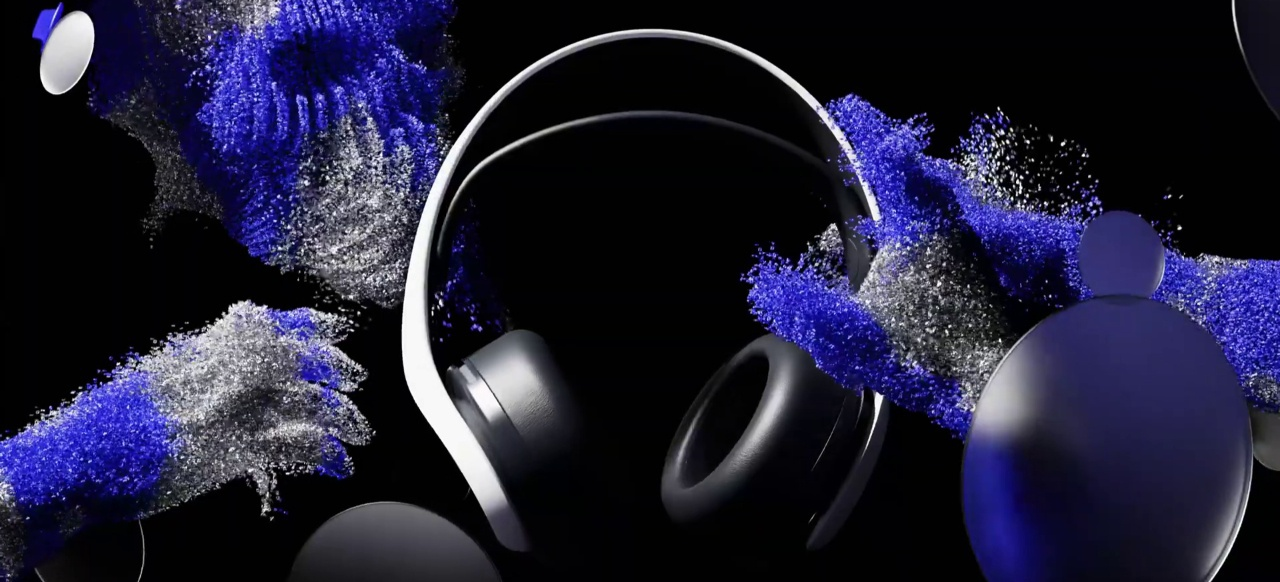 Pulse 3D Wireless-Headset (Hardware) von Sony