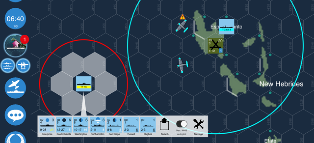Carrier Battles for Guadalcanal (Taktik & Strategie) von