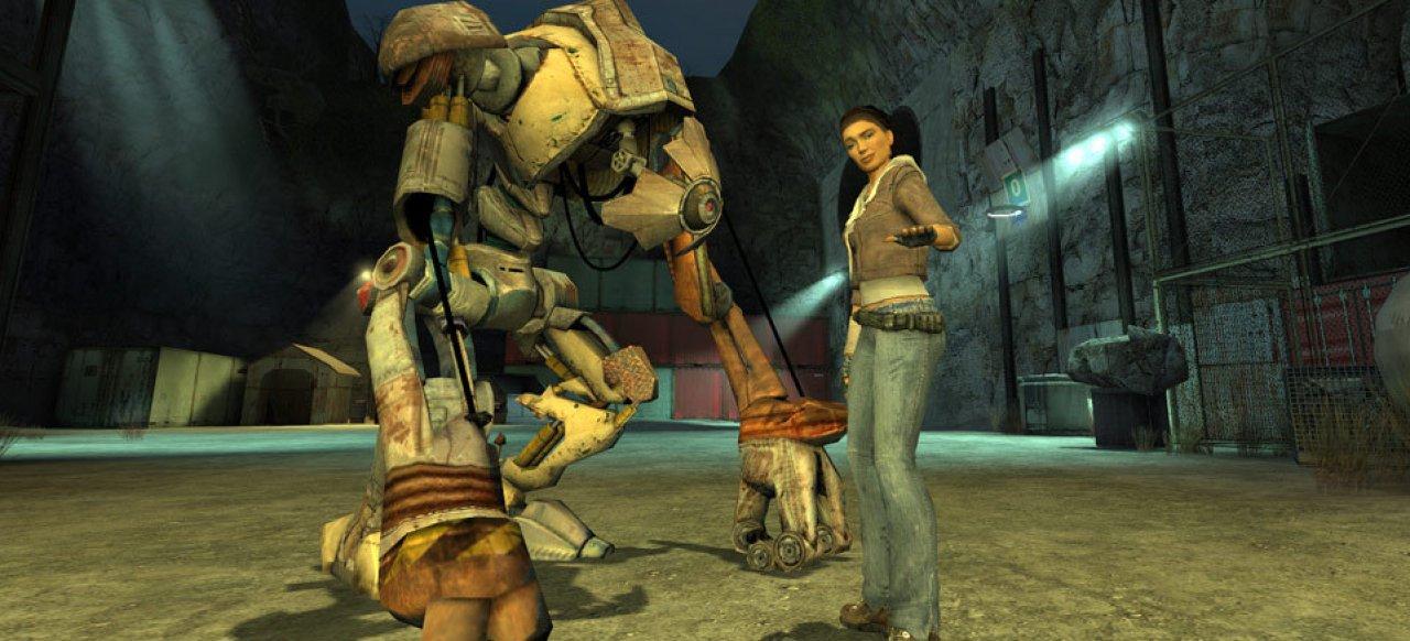 Half-Life 2 (Shooter) von Vivendi Games / Electronic Arts