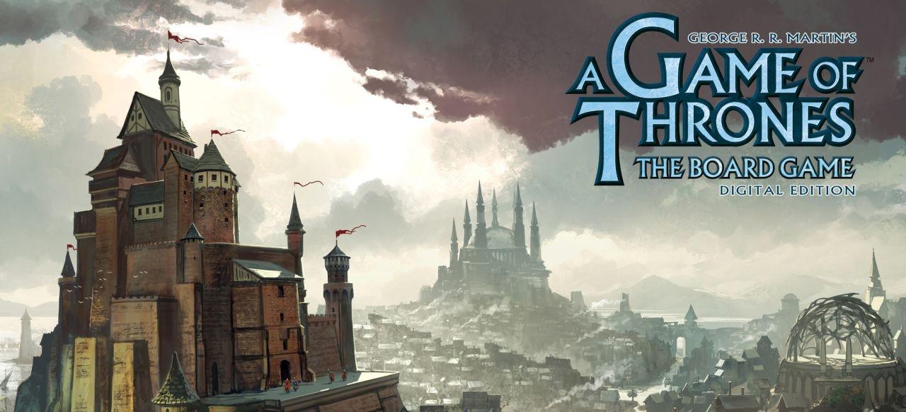 A Game of Thrones: The Board Game - Digital Edition (Taktik & Strategie) von Asmodee Digital