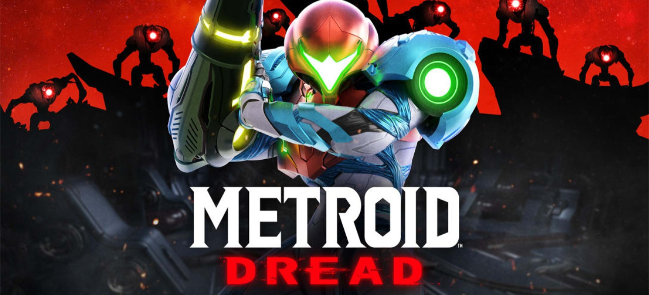 Metroid Dread (Action-Adventure) von Nintendo