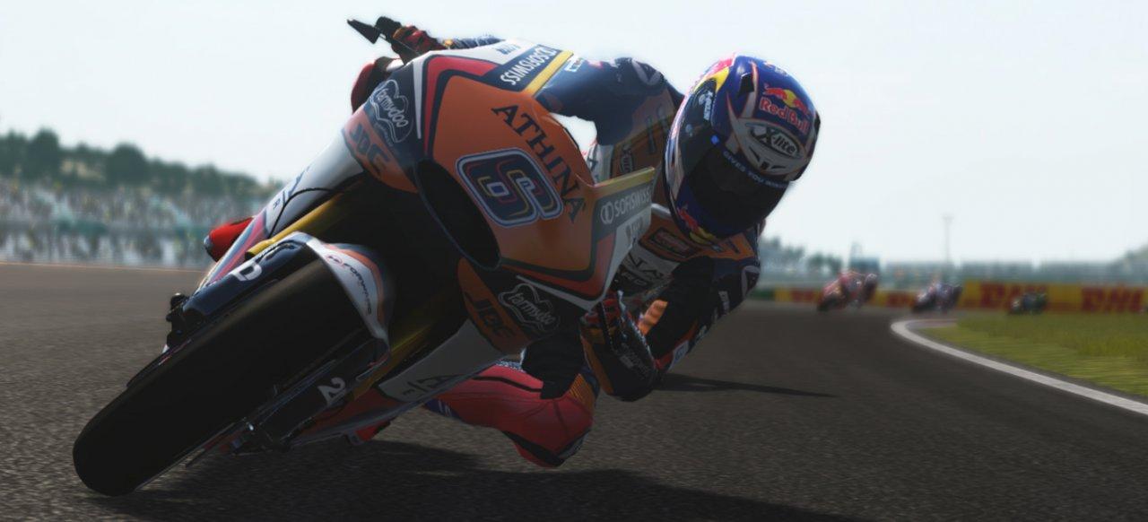 Valentino Rossi The Game (Rennspiel) von Milestone