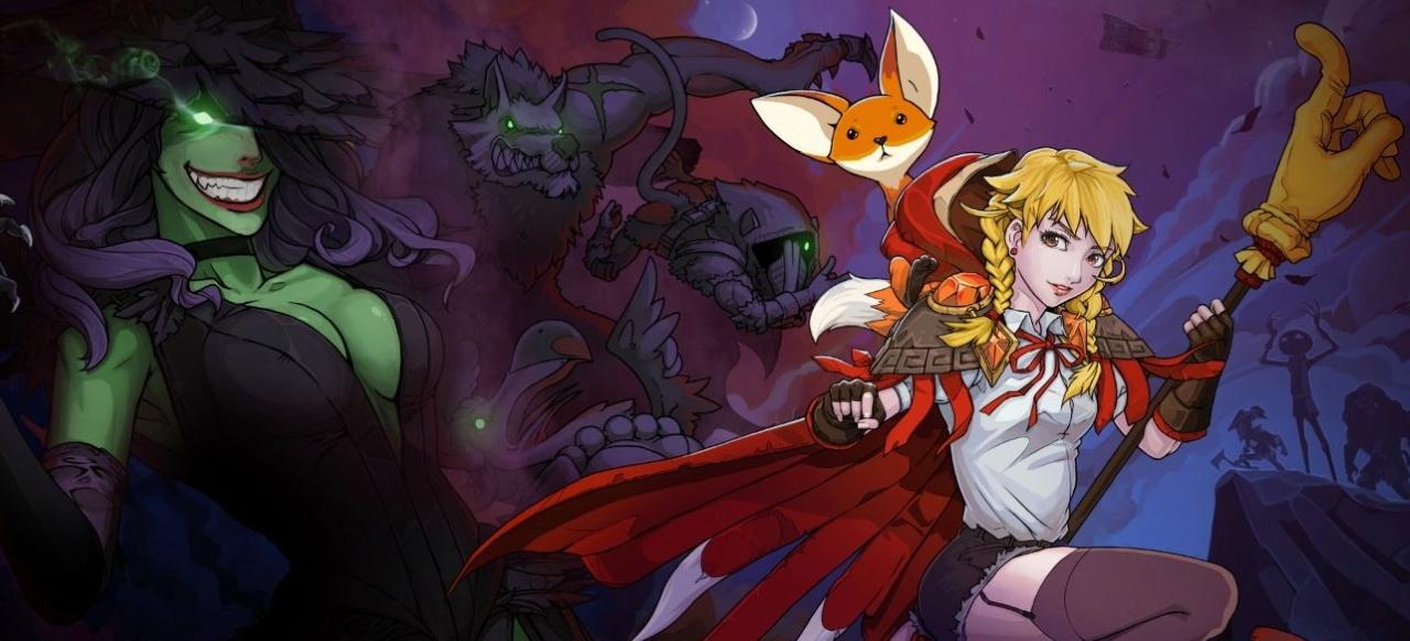 Scarlet Hood and the Wicked Wood (Adventure) von Headup Games