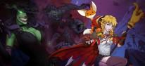 Scarlet Hood and the Wicked Wood: Fantasy-Puzzle-Adventure erscheint heute auf PC